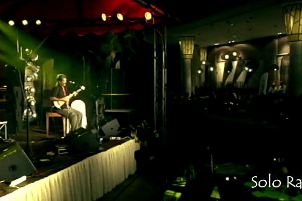 Tahiti Festival Guitare - SOLO RAZAF