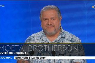 Moetai Brotherson : « il aurait fallu rentrer dans une vraie discussion constitutionnelle »