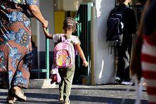 La rentrée scolaire à La Réunion.