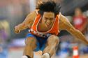 Raihau Maiau champion de France de saut en longeur