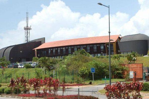 La station de Guyane la 1ère