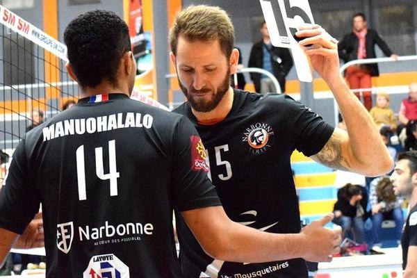Rodrigue Manuohalalo jouera Tours le 9 mars prochain en demi-finale de Coupe de France.