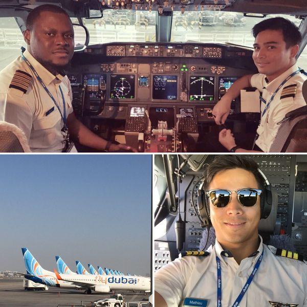 Installé à Dubaï depuis décembre 2016, le Calédonien travaille pour Flydubaï