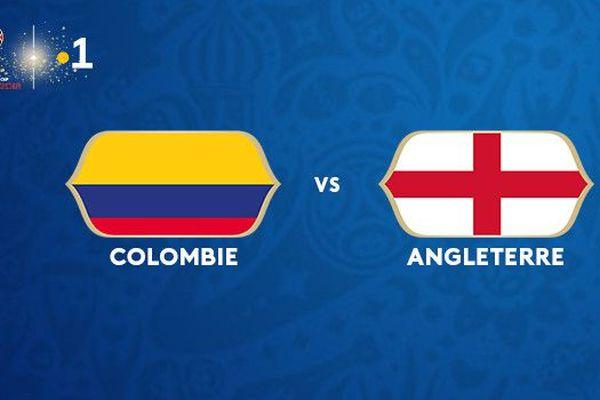 Colombie Angleterre