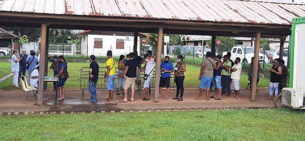 Saint-Georges de l'Oyapock : vaccination COVID ouverte à tous les habitants majeurs