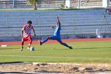 L'AS Wetr et l'AS Kunié au stade Numa-Daly, en quatorzième journée de super ligue.