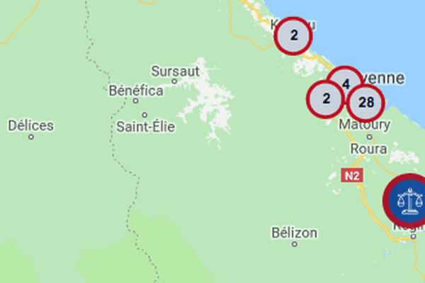 Site Transparence Guyane