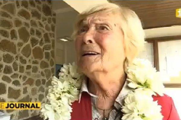 Michelle De Chazeaux à Wallis et Futuna
