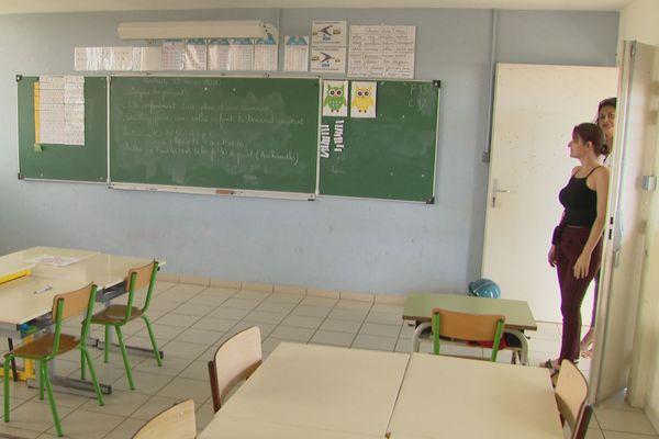 """Le Moule : les professeurs des écoles maternelles et primaires préparent leur """"rentrée"""""""