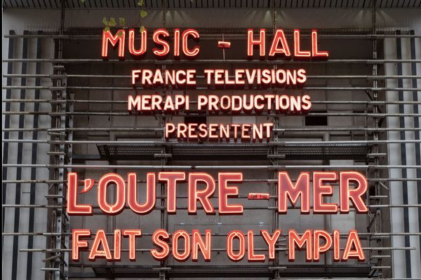 L'affiche l'OM fait son Olympia