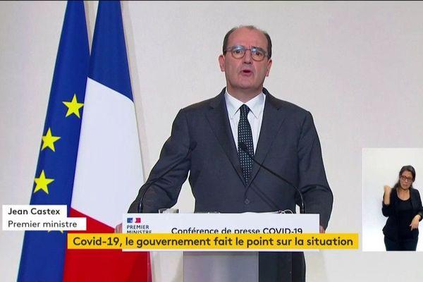 Covid-19 : suivez le point de situation avec Jean Castex et Olivier Veran