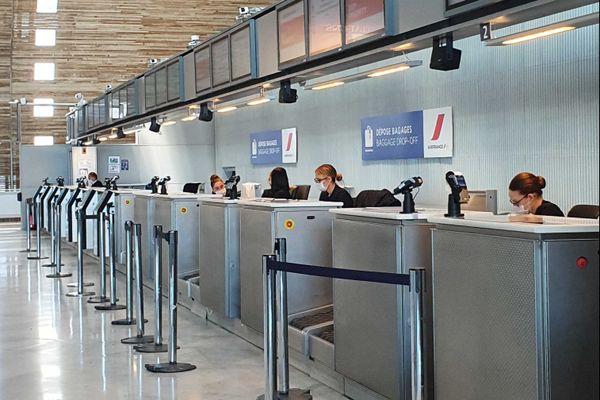 L'aéroport de Roissy au temps du coronavirus