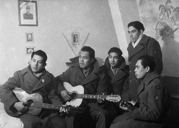 Bataillon des guitaristes
