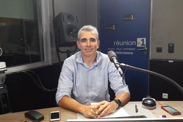 Ivan Martin, directeur adjoint de la DEAL