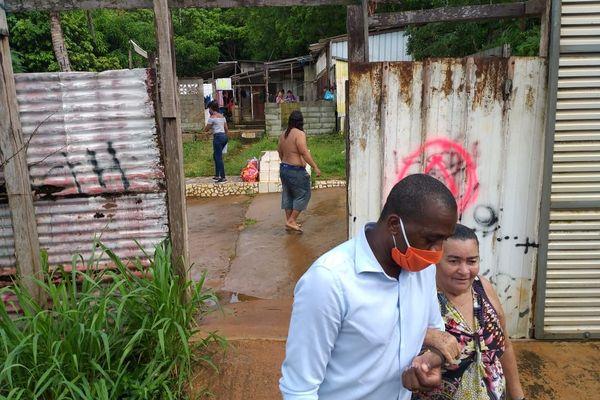 Evacuation de 30 familles du Mont Baduel pour risques d'éboulement