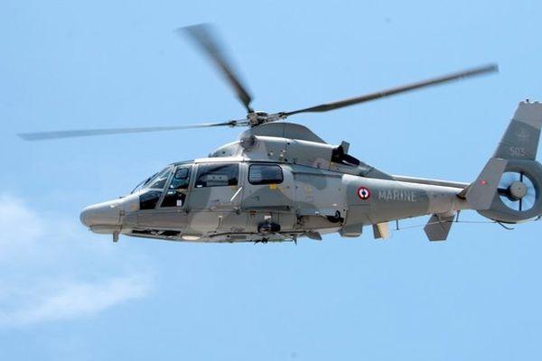 Hélicoptère Panthère