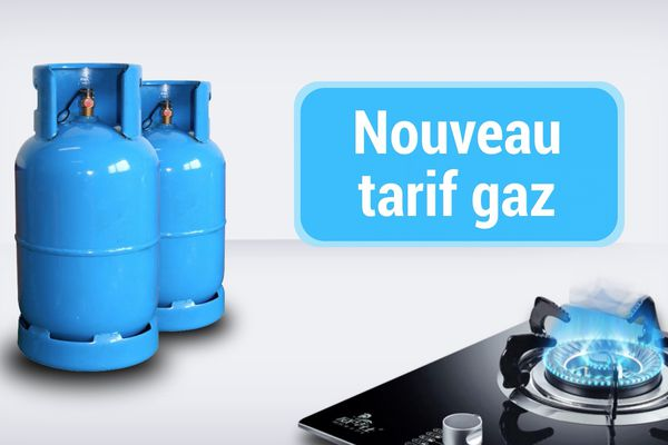 Hausse tarif gaz