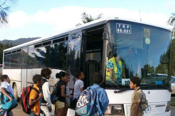 bus scolaire SMTU