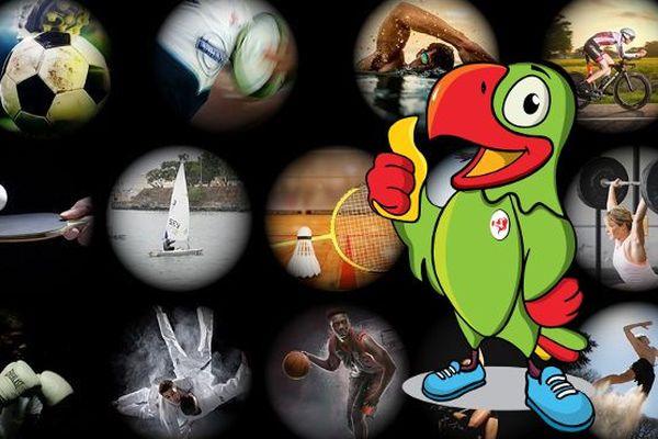 Jeux des iles 2019 : sur Réunion la1ère vous pourrez suivre les compétitions qui réuniront plus de 2 000 sportifs venus de sept îles de l'Océan Indien.
