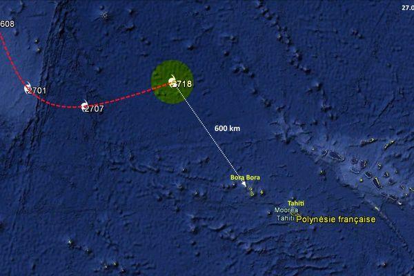 Infos Cyclones