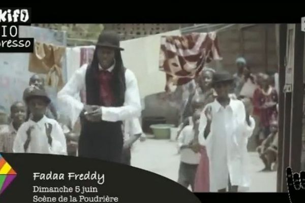 Sakifo bio expresso : Faada Freddy