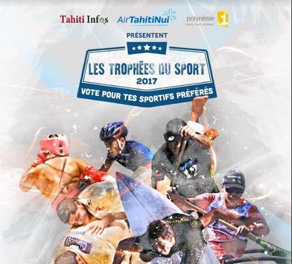 Les trophées du sport - Votez pour votre sportif préféré !