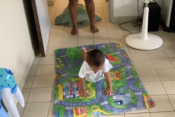 parcours obstacles enfant