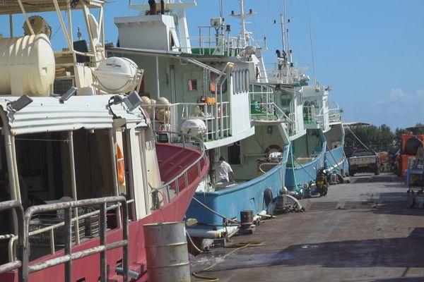 attente des pêcheurs