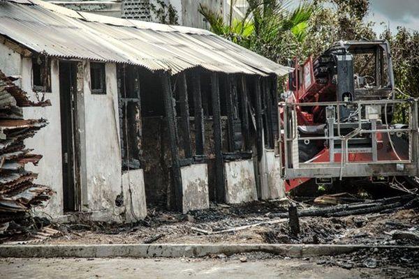 Incendie Villa