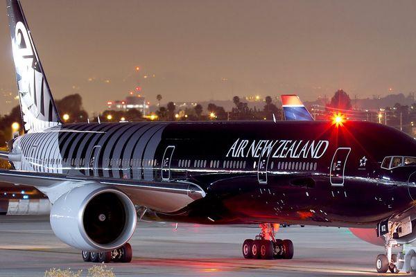 Elue meilleure compagnie au monde, Air New Zealand au septième ciel