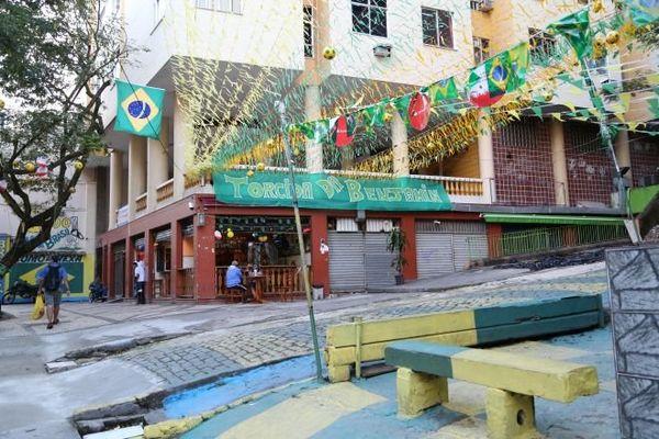 Rio quartier Gloria