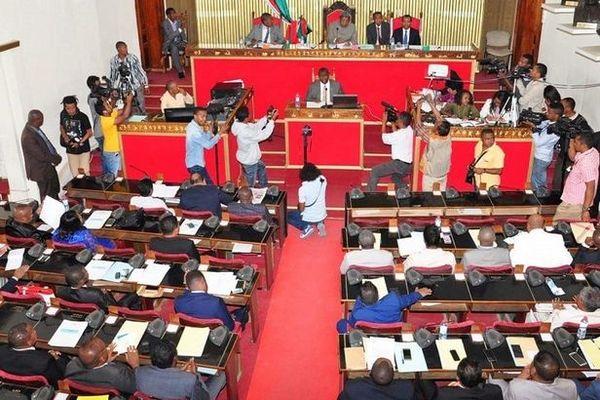 Assemblée nationale de Madagascar