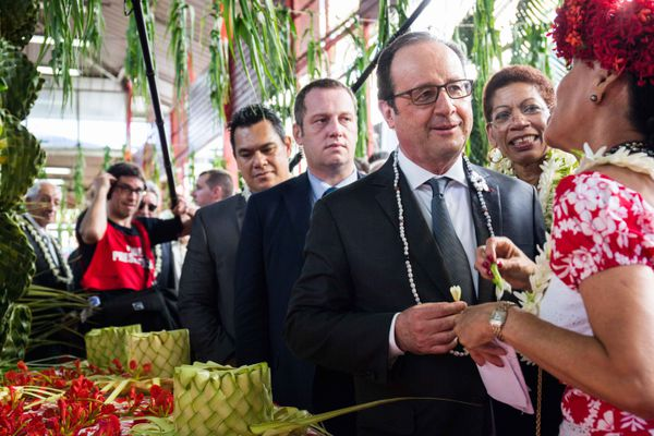 Découverte du marché de Papeete