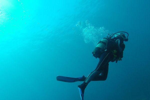 Malaise au club de plongée