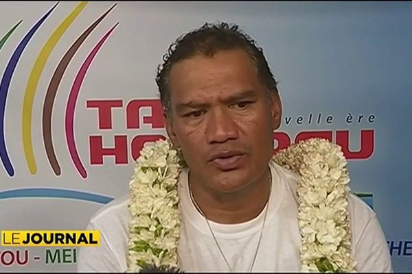 Territoriales : Tauhiti Nena présente sa liste