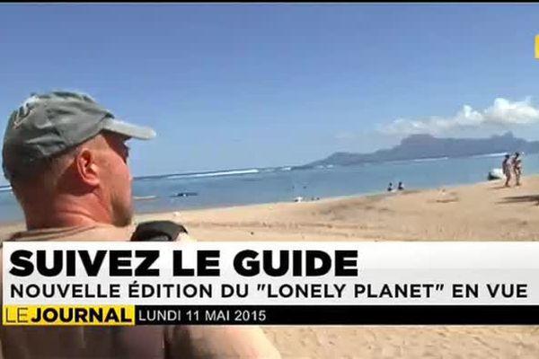 Lonely Planet Polynésie se met à jour