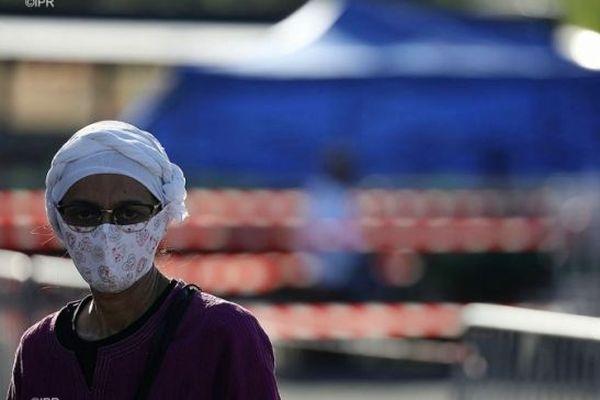 Epidémie de coronavirus : La Réunion face à la première vague