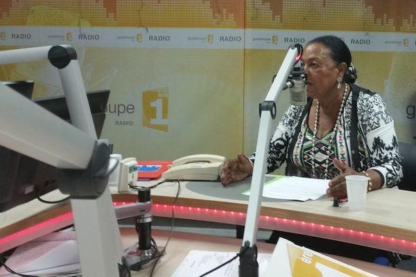 EAU: Josette Borel Lincertin ne comprend pas la reculade des élus guadeloupéens