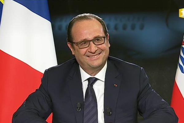 Lundi 22 février, visite de François Hollande en Polynésie française
