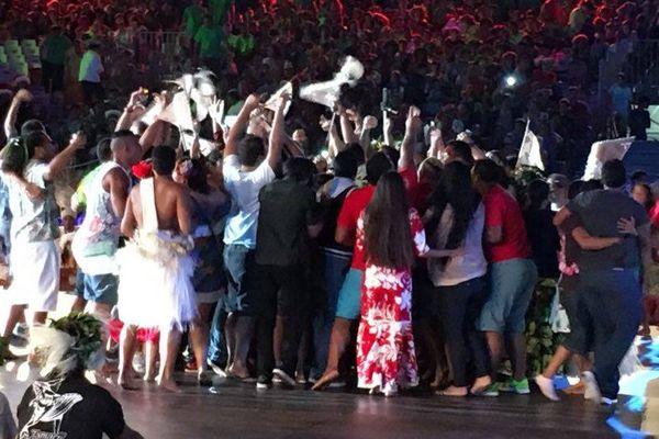 Hitireva grand gagnant du Heiva i Tahiti 2016