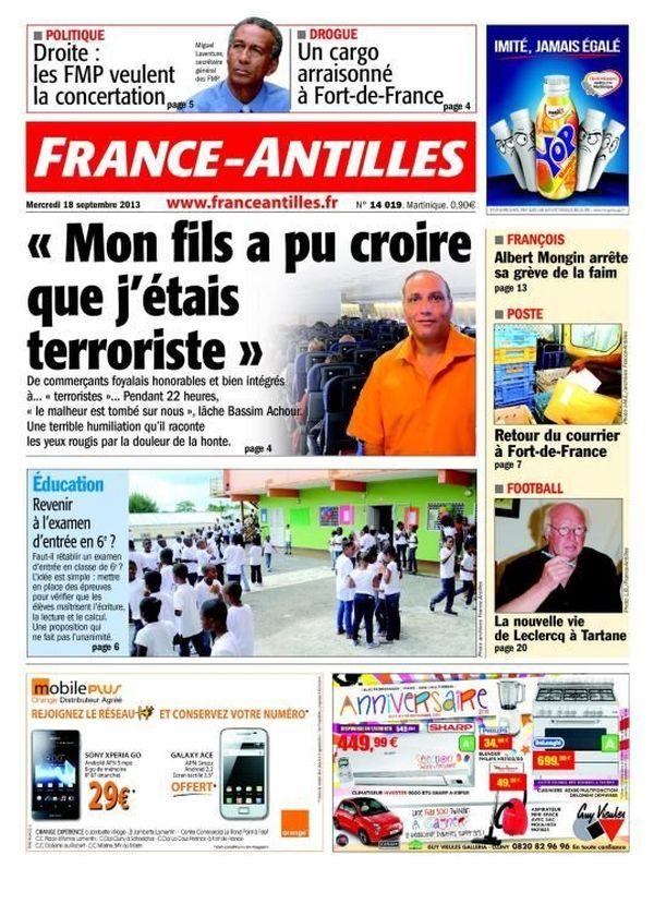 France-Antilles Martinique