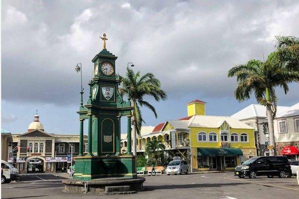 St. Kitts Nevis Basseterre