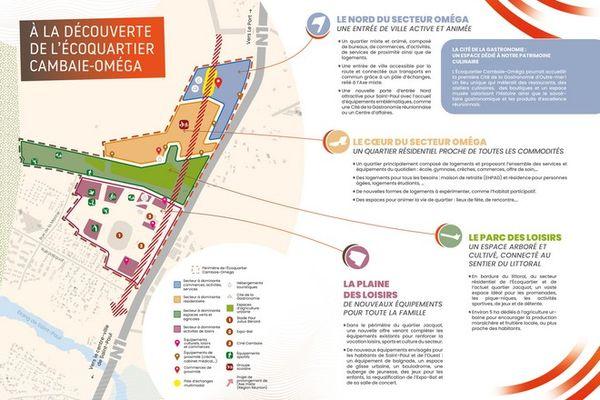 Ecoquartier Cambaie-Oméga Saint-Paul