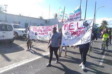 Les membres du groupe Tijine, mobilisés ce mercredi 02 juin 2021, à Wé.