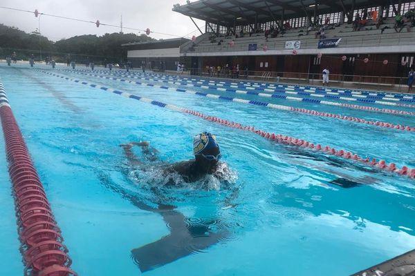 Natation : Un plouf de soulagement pour les nageurs guyanais de retour dans les lignes d'eau