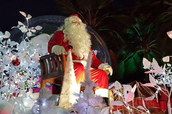 Arrivée Père Noël 4