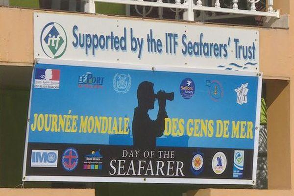 Journée mondiale gens de mer centre international accueil marins Le Port 25 06 18