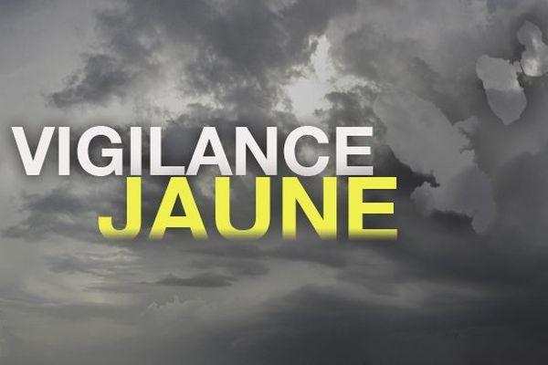 Vigilance jaune