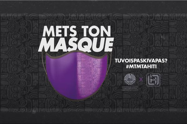 DJ Harmelo : Mets Ton Masque ( Feat. Jade L x Guetto )