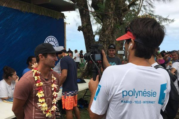ouverture Billabong Pro Tahiti